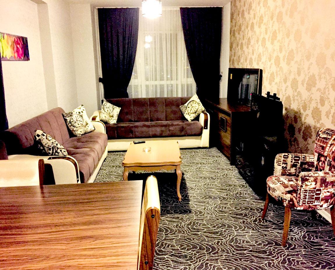 Beylikdüzü Günlük Kiralık Residence Hizmeti İstanbul